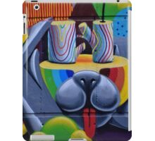 Graffiti - Surrealism in Malaga iPad Case/Skin
