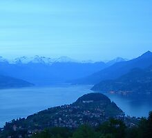 Punta spartivento - Bellagio by lostwatching