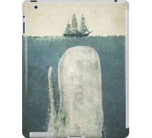 The White Whale  iPad Case/Skin