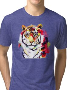 The Big Tiger Tri-blend T-Shirt