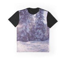 Winter Morning Graphic T-Shirt