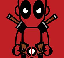 Deadpool - Cloud Nine by Sean Irvin