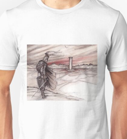 Childe Roland to the Dark Tower Came Unisex T-Shirt