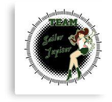 Team sailor Jupiter Canvas Print