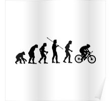 Cycling Evolution Poster