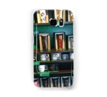 Starbucks Theme I If you like please purchase something, try a cell phone cover Samsung Galaxy Case/Skin