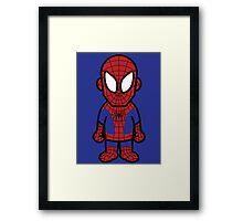 Spider-Man - Cloud Nine Framed Print