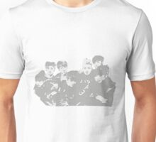BTS - Black and White Unisex T-Shirt