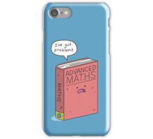 Maths Problems iPhone Case/Skin