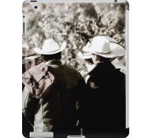 Cowboy Bunch iPad Case/Skin