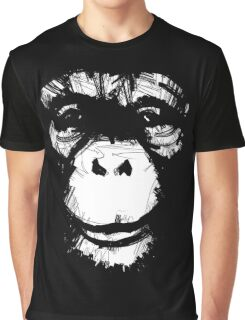 Everything's More Fun With Monkeys Graphic T-Shirt