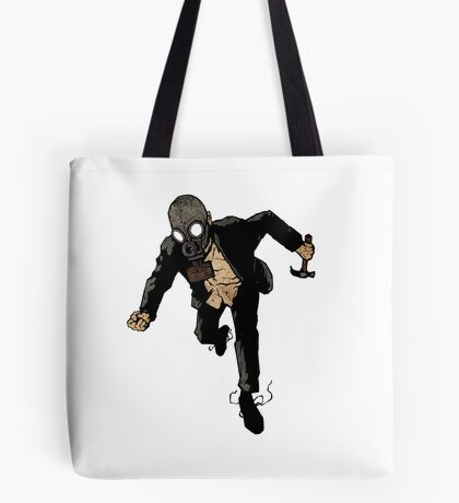 Always Tired/Never Tiring Tote Bag