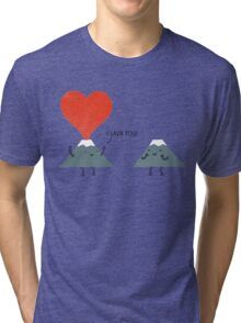 I Lava You Tri-blend T-Shirt