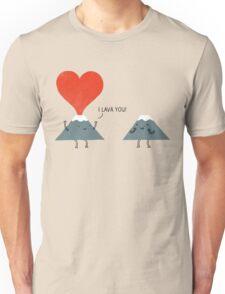 I Lava You Unisex T-Shirt