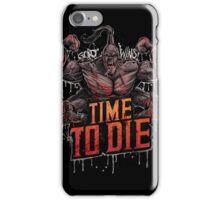 Goro iPhone Case/Skin