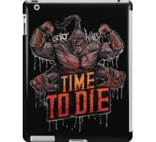 Goro iPad Case/Skin
