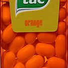 iTiciTac Orange by PerkyBeans