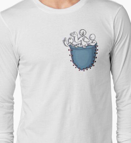 Mini mes Long Sleeve T-Shirt
