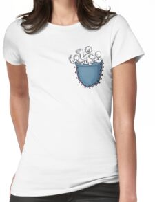 Mini mes Womens Fitted T-Shirt