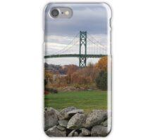 Newport Bridge iPhone Case/Skin