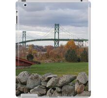 Newport Bridge iPad Case/Skin