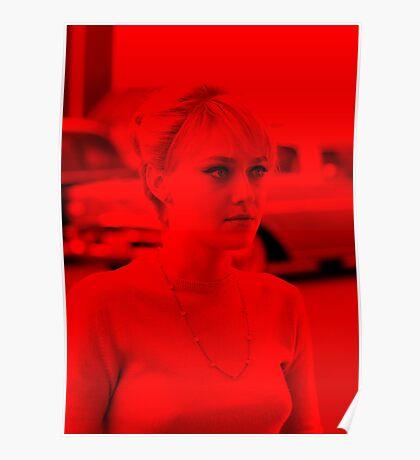 Dakota Fanning - Celebrity (Action) Poster