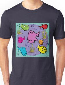Fishies Unisex T-Shirt