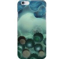 Vegetation on a alien world iPhone Case/Skin