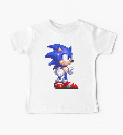 Sonic 3 Baby Tee