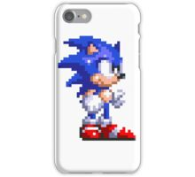 Sonic 3 iPhone Case/Skin