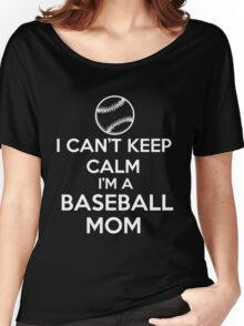I M A Baseball Mom Women's Relaxed Fit T-Shirt