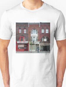Angst – Street Facades Unisex T-Shirt