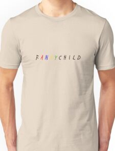 Fanxychild Print Unisex T-Shirt