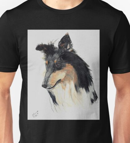 Rough Collie Unisex T-Shirt