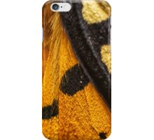 Butterfly details iPhone Case/Skin