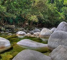 Stepping Stones by Gary  Davey (Jordy)