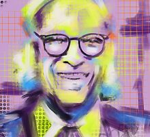 Asimov, King of SF by Go van Kampen