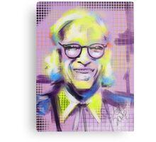 Asimov, King of SF Metal Print