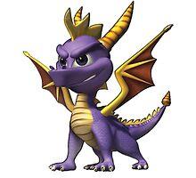 Spyro the Dragon by martdude
