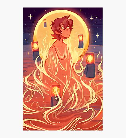 Song of Fire Photographic Print