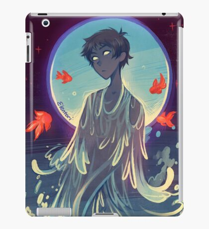 Song of Water iPad Case/Skin