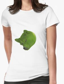 Dogefruit - Sly Doge Womens Fitted T-Shirt
