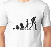 Droid Evolution Unisex T-Shirt