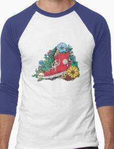 Natural outfit Men's Baseball ¾ T-Shirt