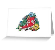 Natural outfit Greeting Card