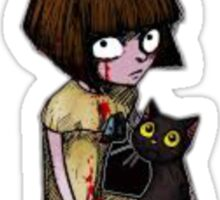 fran bow  Sticker