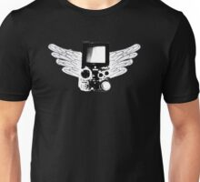 Winged Gameboy Unisex T-Shirt
