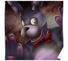 Creepy Bonnie Poster