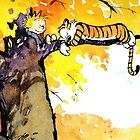 Calvin And Hobbes by maddyamelia