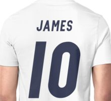 James 10 Unisex T-Shirt